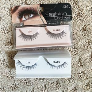 New Ardell Fashion Lashes Pair - 128, (Pack of 8)
